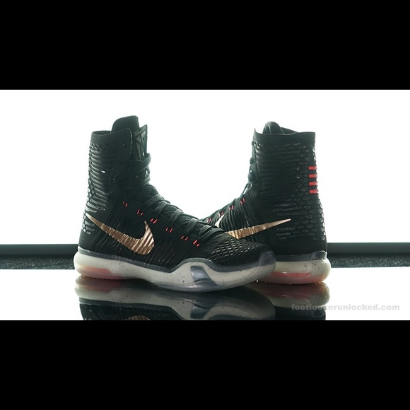 Nike Shoes | Nike Kobe X Elite Rose